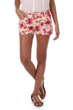 #TATI - #Short imprimé fleurs - 5 poches - 12€,99 => Un short fleuri pour célébrer les beaux jours ! Affichez vos jamabes bronzées avec ce superbe short. http://www.tati.fr/vetements-femme/short-bermuda/tous-les-produits/short-imprime-fleurs/109056/nall/d0/s/p/c/b/e.html