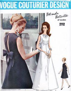 Конце 1960-х Белинда шаблон Бельвиля ЛБД - моде 2112