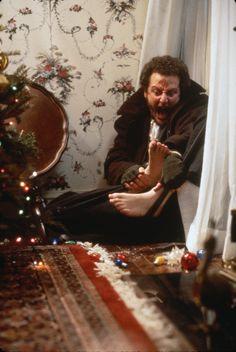"""Daniel Stern in """"Home Alone"""" (1990)"""