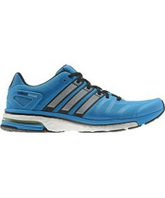 timeless design 60c3a a4053 adidas Adistar Boost Mens Running Shoes Blue US 7