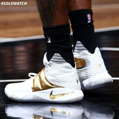 Nike Kyrie 2 Gold