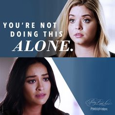 """S7 Ep12 """"These Boots Were Made for Stalking"""" - Emison forever and EVER.... #PLLEndGame"""