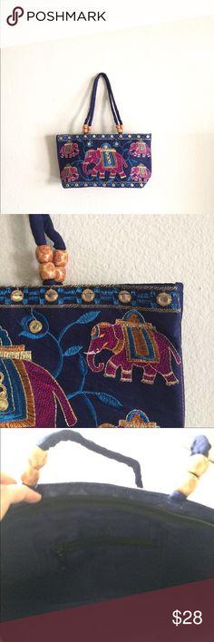 Selling this 🎉GET IT NOW🎉, Ethnic handbag from India on Poshmark! My username is: poojajp. #shopmycloset #poshmark #fashion #shopping #style #forsale #Handmade #Handbags