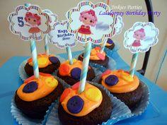 Cupcakes Lalaloopsy http://popotesdepapel.com