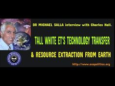 Close Encounters UFO: Tall White ETS Technology Transfer & Resource Extr...