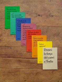 Pamphlet Design, Leaflet Design, Booklet Design, Graphic Design Print, Graphic Design Typography, Graphic Design Inspiration, Book Texture, Publication Design, Design Graphique