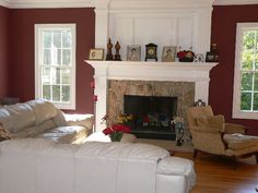 Indoor Fireplace Ideas 100s of indoor fireplaces design ideas http://www.pinterest