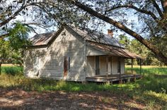 Berrien County GA Clapboard Farmhouse Vernacular Architecture Picture Image Photograph Copyright © Brian Brown Vanishing South Georgia USA 2...