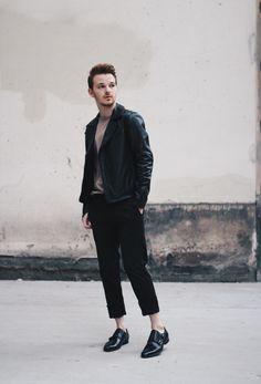 Silk & Leather | Imdrewscott