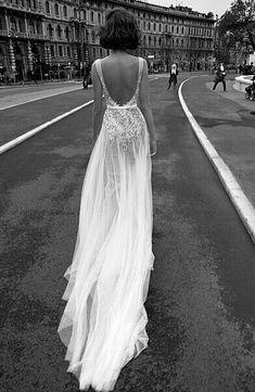 Imagen de dress, white, and wedding