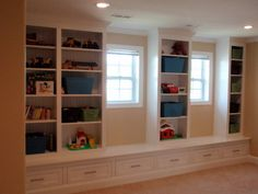 I would like to do this in my basement.  Now all I have to do is learn how to improve my woodworking skills.  ;)
