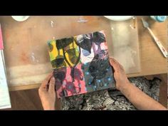 Patti Brady's Rethinking Acrylic: Image Transfers:  In this preview, you'll get a glimpse into several transfer techniques including a black & white transfer on raw canvas, how to create a variety of interesting acrylic surfaces to accept your image transfers, and how to create and transfer an image onto an acrylic skin. Have fun! Visit www.ArtistsNetwork.tv for access to the full-length version