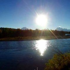 Zalazak sunca uz rijeku (29)