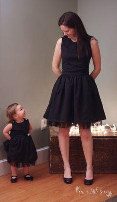 Mummykins and Me Dresses