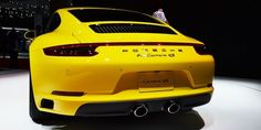 Heres the New 911 Carrera 4S That Looks the Same as the Old Carrera 4S   But it's also the first Carrera 4S to offer Porsche's new turbocharged Carrera engine.  Porsche unveiled the new 2016 911 Carrera 4S yesterday at the Tokyo Motor Show. And guess what? It's pretty much identical to the car it replaces. Okay so it has a slightly updated nose and tail from the outgoing 4S but the car maintains the LED light bar spanning the rear end that was introduced in 2013. But if you weren't…