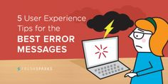 Ever made a mistake on a website? Errors are a pain point for web users! Learn about the best error messages for an optimal user experience. User Interface Design, Making Mistakes, User Experience, Ui Ux, Ux Design, Social Media, Good Things, Messages, Learning