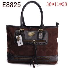 US1453 Coach Handbags Outlet E8825 - Tan 1453