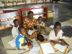 Montessori in Africa! yes please