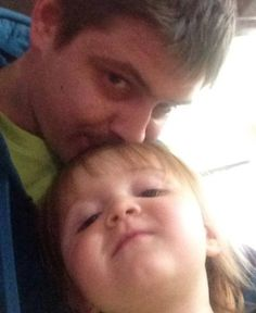 Terry Blanchette and his daughter Poor baby girl 😢 Hailey Dunbar-Blanchette, missing Alberta toddler, found dead http://www.cbc.ca/m/touch/canada/calgary/story/1.3228517