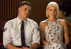 """Puck and Quinn in """"Homecoming"""""""