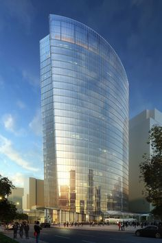707 Fifth Street, Skidmore, Owings and Merrill, world architecture news, architecture jobs