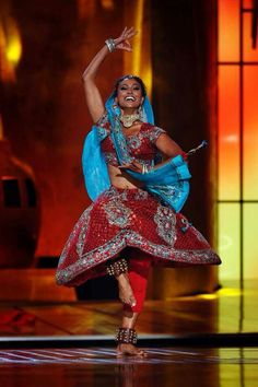 Get Bollywood Fit Like Miss America