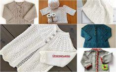 Larva-sampling of-the-vest pink-Robalmar - Crochet Flower Patterns, Baby Knitting Patterns, Knitting Stitches, Knitted Baby Cardigan, Knitted Baby Clothes, Smocked Baby Dresses, Handmade Stamps, Baby Vest, Knitting Videos