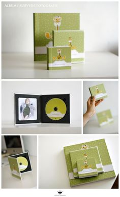 Beautiful album design with chapters, an original SeSiVede Photography idea.