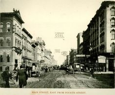 Fourth Street Live (1889 style).