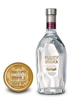 2013 International Craft Spirits Awards Competition | Purity Vodka