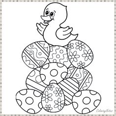 Spring Easter Coloring Pages New Free Easter Coloring Sheets Zoo Animal Coloring Pages, Bunny Coloring Pages, Coloring Pages For Kids, Coloring Books, Kids Coloring, Easter Coloring Pages Printable, Easter Bunny Colouring, Easter Egg Coloring Pages, Easter Printables