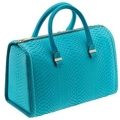 How could I be anything but a lady with a Victoria Beckham bag?