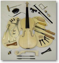 An eastern Canadian violin company with a large selection of quality violins and accessories.