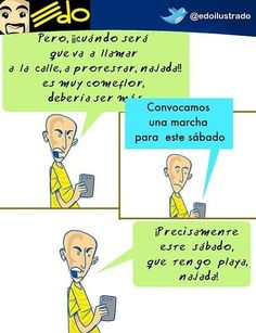 """Caricatura de Eduardo Sanabria (EDO), ex caricaturista de """"El Mundo"""", de Caracas."""