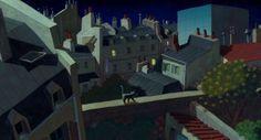 057: UNE VIE DE CHAT (aka A CAT IN PARIS) (2010)