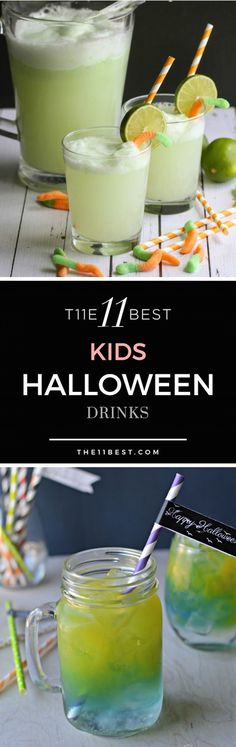 The 11 Best Halloween Drink Ideas for Kids