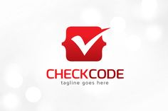 44 best code logo design isnpiraiton images on pinterest logo check code logo template by gunaonedesign on flashek Gallery