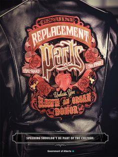 Like Minded Studio #LikeMindedStudio #grafica #gd #illustrazione #lettering #tipografia #vintage #moto #bikers