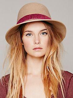 camel felt. I need a hat this winter