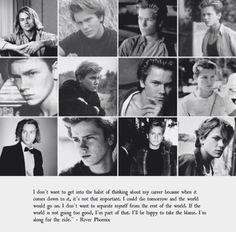 Rest in Peace River Phoenix