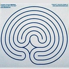 Stress management : Finger Labyrinths Labyrinth Products Spiritual Gifts