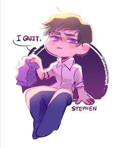 Wishing Stephen all the best. He deserves better and I'm glad he stood up for his worth. I will continue to support him. Character Art, Character Design, Miss The Old Days, Pose Reference Photo, The Future Is Now, Mlp Pony, Wholesome Memes, A Funny, Cute Drawings