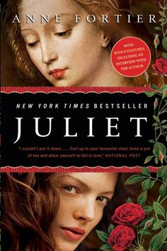 """Juliet, by Anne Fortier. Julie finds herself looking into her family's past, particularly her ancestor Giulietta whose legendary love for a man named Romeo rocked the foundations of medieval Siena. The deeper Julie delves into the past the more she realizes that the notorious curse - """"A plague on both your houses!"""" - is still at work, and that she's the next target."""