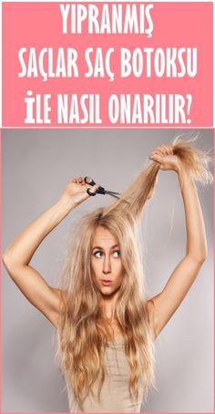 YIPRANMIŞ SAÇLAR SAÇ BOTOKSU İLE NASIL ONARILIR? Hair Blog, Damaged Hair, Hair Tools, Health And Beauty, Hair Care, Hair Beauty, Long Hair Styles, Women, Pasta