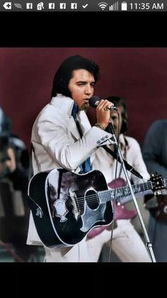 'Elvis Presley' in concert - http://dunway.us