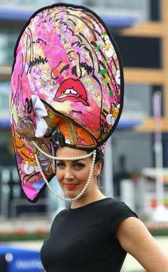 stupid hats | Crazy Royal Ascot Hats Part 2!