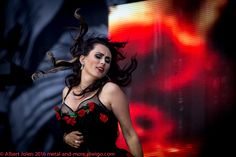 WITHIN TEMPTATION - HELLFEST 2016