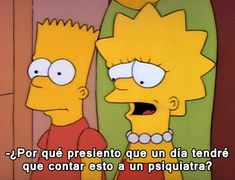 """""""lisa"""" - The Simpsons Way of Life Simpsons Frases, Memes Simpsons, Simpsons Characters, Fictional Characters, Cartoon Quotes, Cartoon Pics, The Simpsons Tumblr, Simpson Tumblr, Cartoon Memes"""