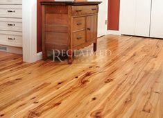The Beauty of Hickory Wood Flooring Company, Reclaimed Hardwood Flooring, Hickory Flooring, Hickory Wood, Wide Plank Flooring, Reclaimed Barn Wood, Hardwood Floors, Old Crates, Wood Siding