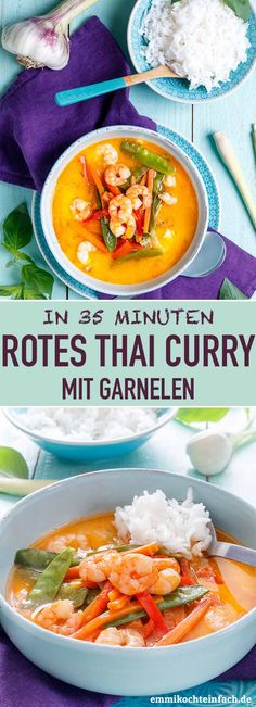 Vietnamese Recipes, Thai Recipes, Pizza Muffins, Vegan Cookbook, Low Carb, I Love Food, Thai Red Curry, Food And Drink, Asian
